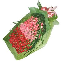 200송이 꽃다발